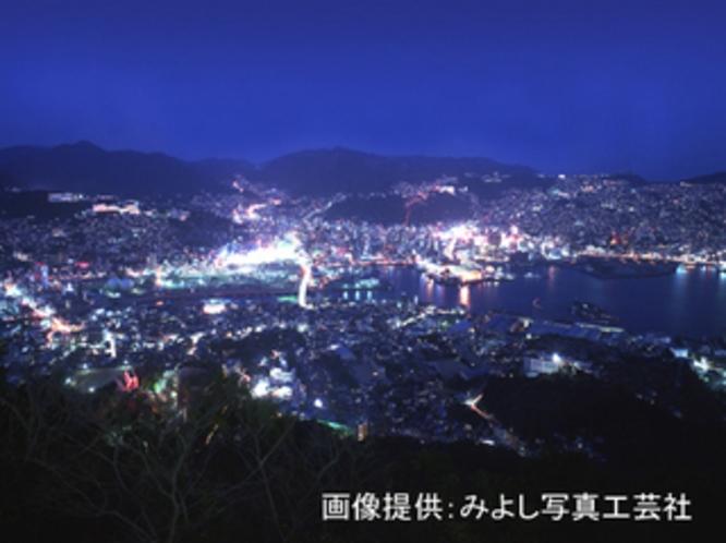 長崎1000万ドルの夜景