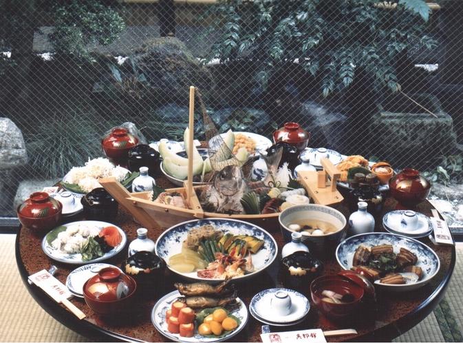 長崎しっぽく料理(例)