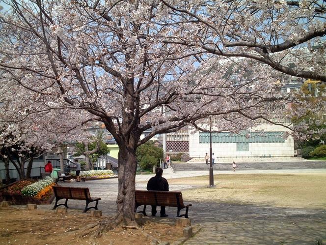 西坂公園(日本二十六聖人殉教地)
