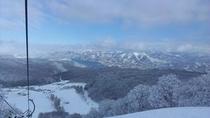 近隣 猫魔スキー場