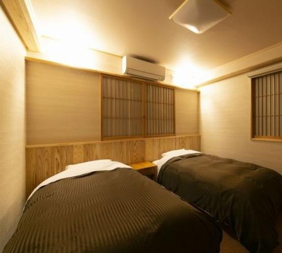 和洋室バリアフリーベッドルーム(8畳)