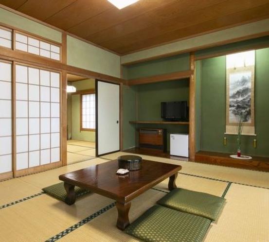 和室本館広めトイレ有10~18畳敷(16畳)