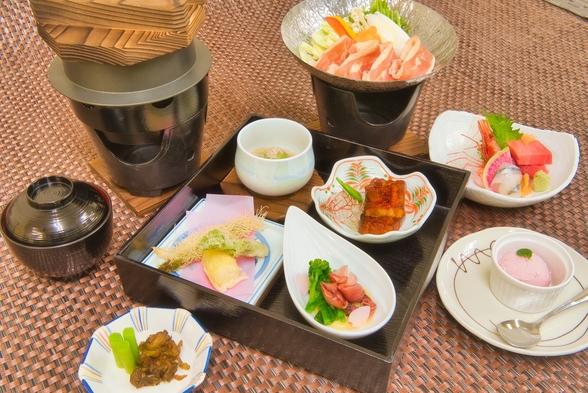 【夏秋旅セール】季節のお料理と温泉でごゆっくり♪夕朝食付プラン【巡るたび、出会う旅。東北】