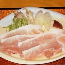豊浦SPF豚しゃぶしゃぶ鍋