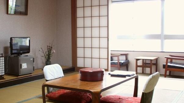 □街側 和室(6畳〜10畳)/トイレ付☆Wi-Fi無料