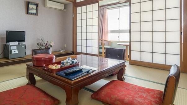 □街側 和室(6畳〜10畳)/バス・トイレ付☆Wi-Fi無料
