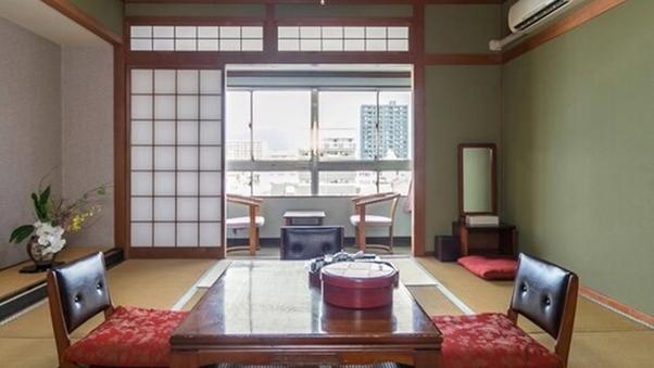 ■川側 和室(6畳〜10畳)/バス・トイレ付★Wi-Fi無料