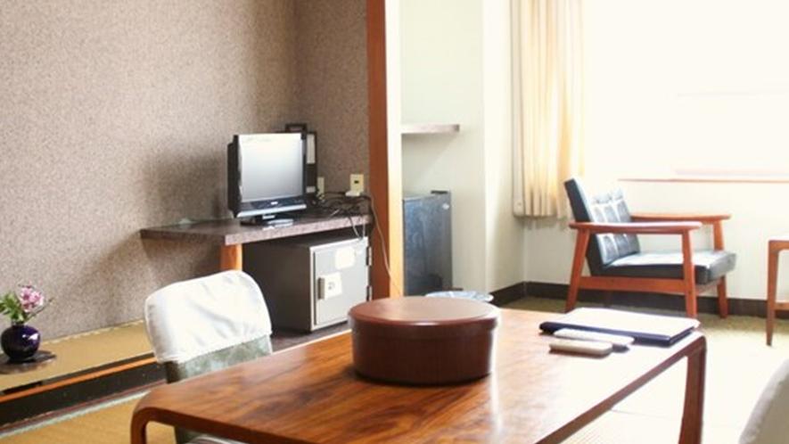 <お部屋>街側 和室(6畳~10畳)☆Wi-Fi接続無料