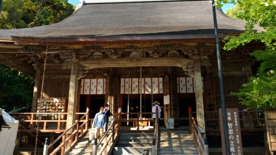 【お遍路】(四国八十八ヶ所)第31番札所/竹林寺