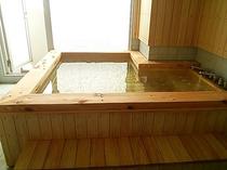 プラン特典でご利用可能な貸切風呂