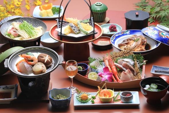 *夏の【松】* 瀬戸内厳選食材を贅沢に★源平会席★ 2食付