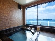 <貸切別館>花れの館 内風呂