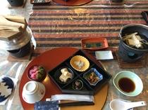 朝食【一例】