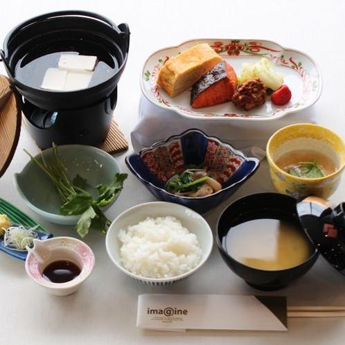 朝食(セットメニュー)