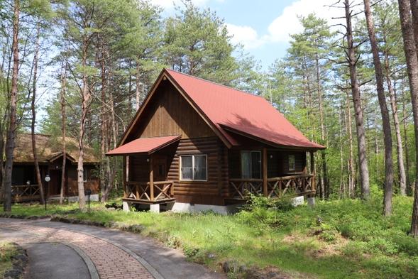 2021年7月 プレオープン!森の中の隠れ家 離れのログハウスでのんびり♪ 自慢のフレンチに舌鼓
