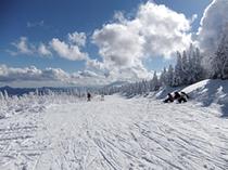 スキー場(パルコール嬬恋)