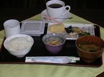 朝食・和食