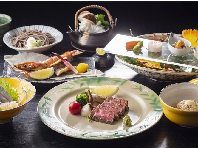 日本料理『むさしの』夕食コース