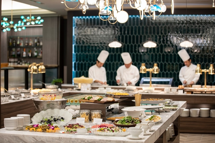 Buffet&Dining『ルミエール』 ブッフェコーナー