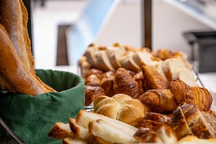 Buffet&Dining『ルミエール』 ホテルオリジナルパン