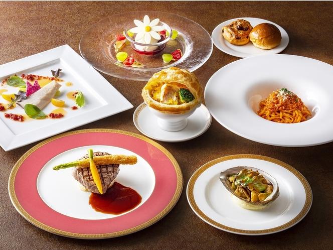 Buffet&Dining「ルミエール」フレンチディナーコース