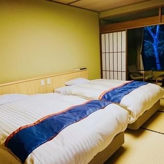 【禁煙】東館和室ベッドルーム10帖