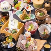 お料理グレードアップ伊豆近海産かさごの揚げだしは絶品です