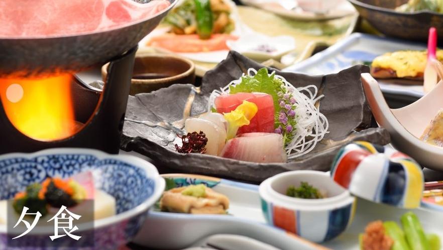 季節の食材を使用した和会席料理をご堪能くださいませ。