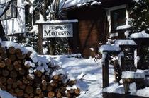冬のモータウン(ログハウス)①