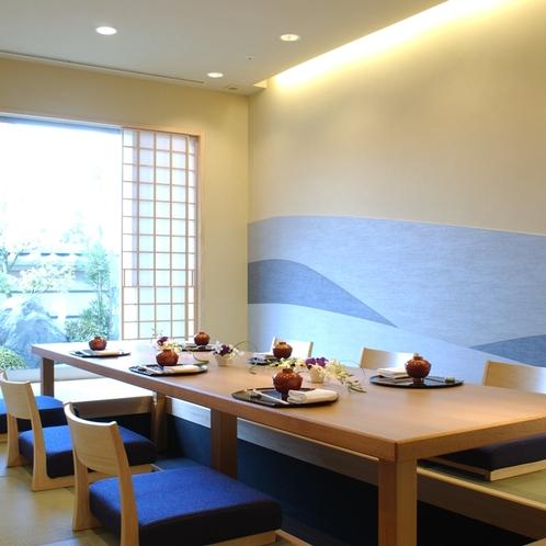 日本料理 夕桐:個室「瀬戸」