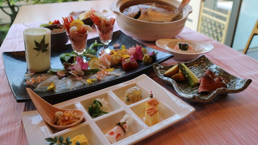 日本料理「夕桐」料理イメージ