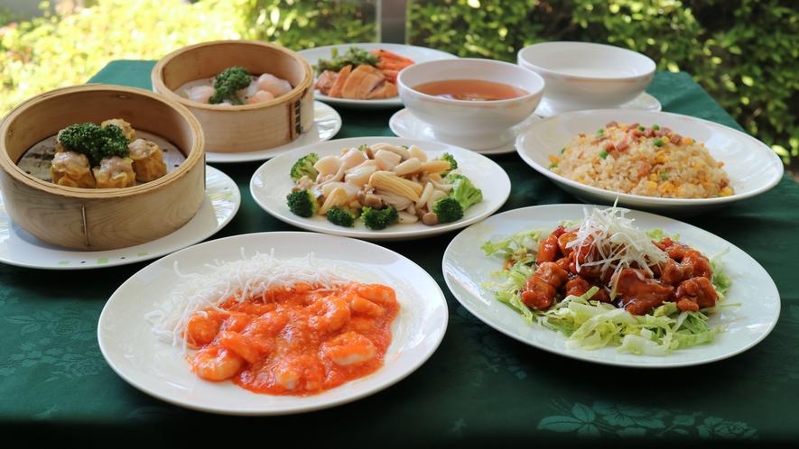 中国料理「龍鳳」料理イメージ