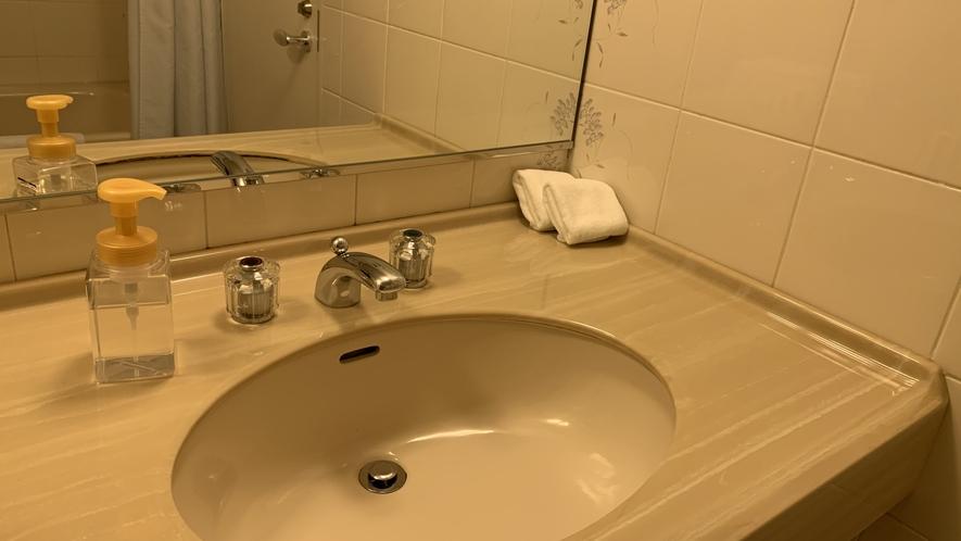 バスルーム 洗面シンク