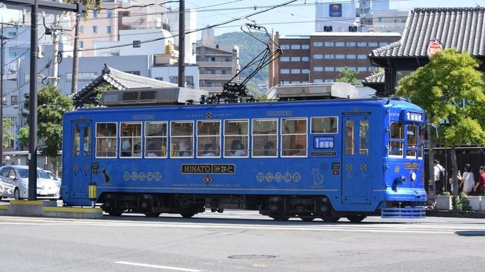 【観光の街】途中下車して長崎散策の旅プラン(朝食付)