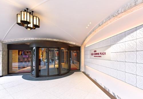 ANAクラウンプラザホテル長崎グラバーヒル・ホテルエントランス