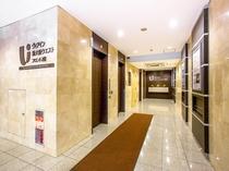 1階エレベーターホール1