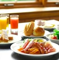 朝食バイキング・イメージ
