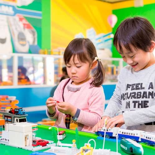 軽井沢おもちゃ王国トミカ・プラレールランド