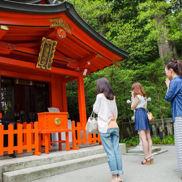箱根神社・九頭龍神社(お車で約25分)