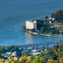 浜名湖湖畔に佇む、自然に囲まれた好立地
