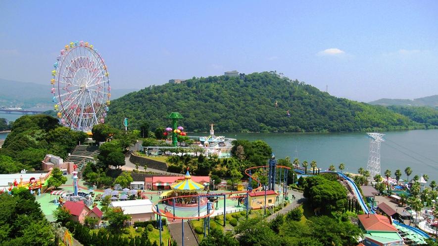 浜名湖パルパル遊園地