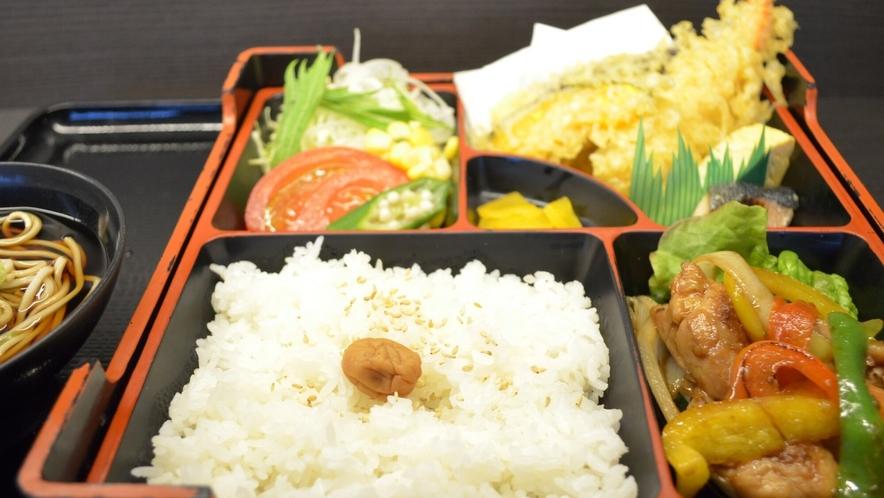 2食付プランの日替わり夕食の一例