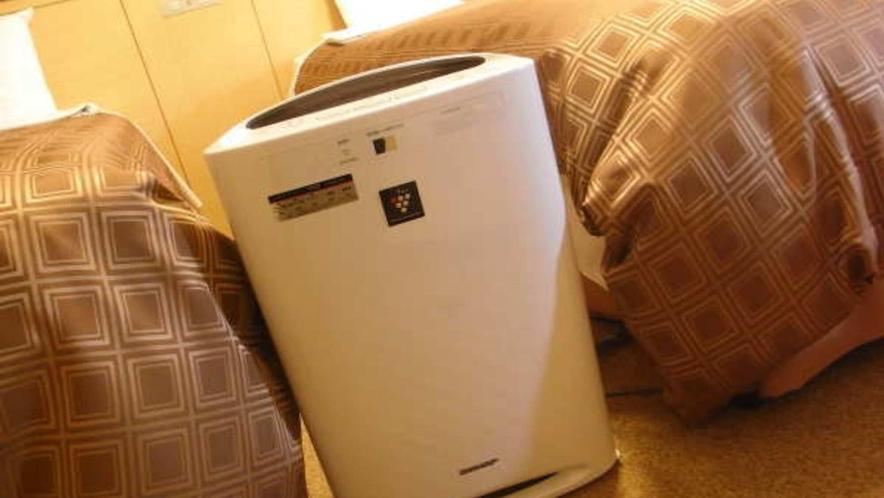 プラズマクラスター・加湿空気清浄機