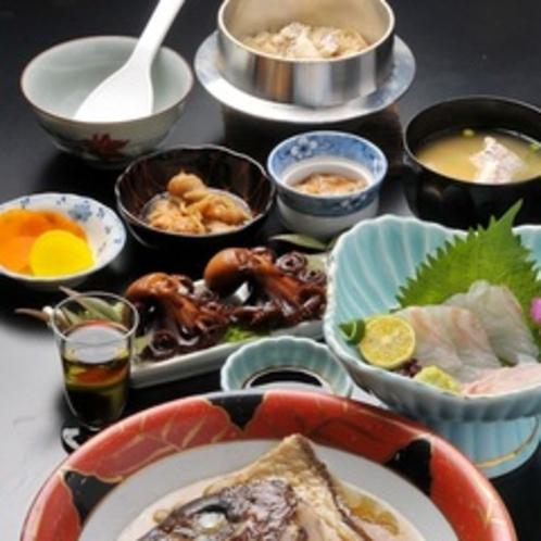瀬戸内特産の鯛を存分にご賞味ください!『瀬戸の鯛御膳』 1泊2食 7,800円〜