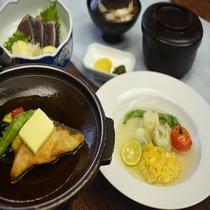 【2食付】ビジネス応援プラン☆≪夕食一例②≫