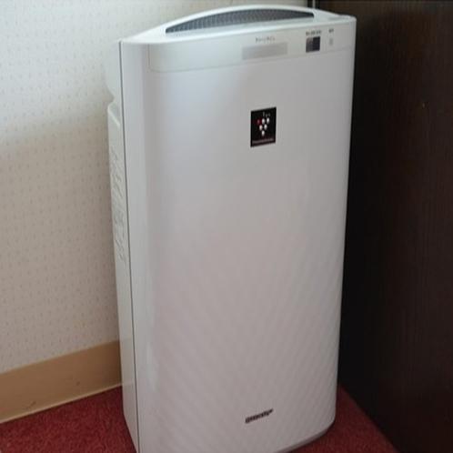 加湿器機能付【空気清浄機】