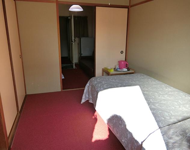 和室6畳ベッド