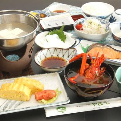 【朝食のみ】コスパ重視の旅 釣りやレジャーに やっぱり食べたい温かい朝食[1泊朝食付]