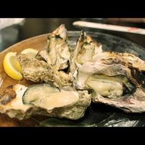 焼き牡蠣イメージ