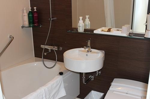 南館 浴室お手洗い(スタンダードタイプ)